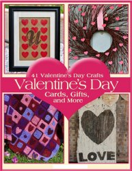 41 Valentines Day Crafts Valentines Day Cards Gifts and More