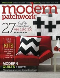 Modern Patchwork Winter 2014