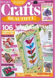 Crafts Beautiful �1, 2014