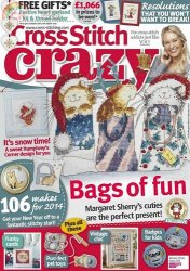 Cross Stitch Crazy №185 (2014)