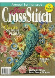 Just Cross Stitch №03-04, 2012
