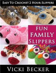 Fun Family Slippers