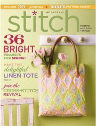 Interweave Stitch - Spring-2014