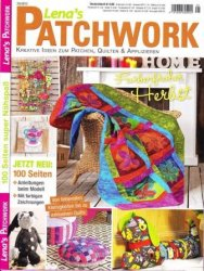 Lena's Patchwork №29 2013 Farbenfroher Herbst