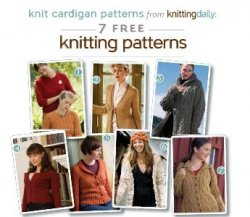 Knit Cardigan Patterns: 7 Free Knitting Patterns