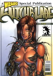 Wizard Magazine Witchblade & the Top Cow Universe