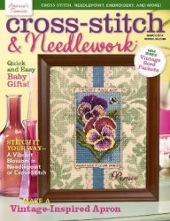 Cross-Stitch & Needlework - March 2014