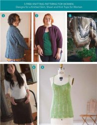 5 Free Knitting Patterns for Women