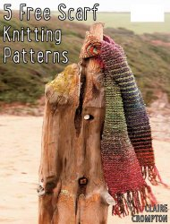 Five Free Scarf Knitting Patterns