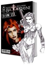 Bloodrayne. Raw III special edition