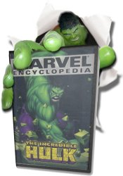 Marvel Encyclopedia Volume 3: Hulk