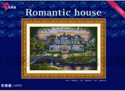 DOME 110701 Romantic house