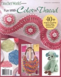Fun With Color in Thread - Spring 2014