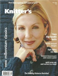 Knitter's Magazine Issue 60 Fall 2000