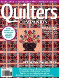 Quilters Companion №4-5 2014