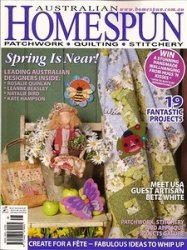 Australian Homespun �51, Vol 8.8 2012