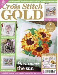 Cross Stitch Gold Issue �110 2014