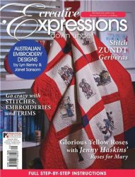 Creative Expressions Issue №35 2012/2013