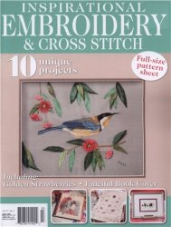 Embroidery & Cross Stitch Vol.21 �2 2013
