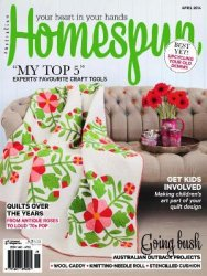 Australian Homespun Vol 15.4 2014