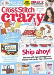 Cross Stitch Crazy №190 2014