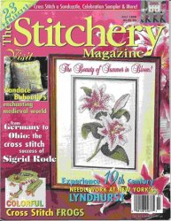 The Stitchery Magazine July 1998