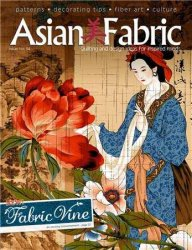Asian Fabric. Issue No.34