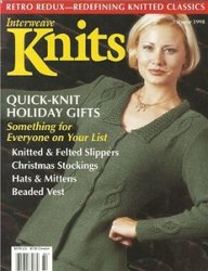 Interweave Knits Winter 1998