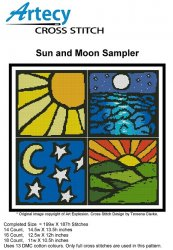 Sun and Moon Sampler