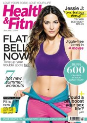 Health & Fitness №6 (June 2014 / UK)
