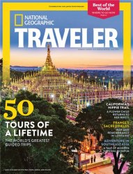 National Geographic Traveler №5 (May 2014 / USA)