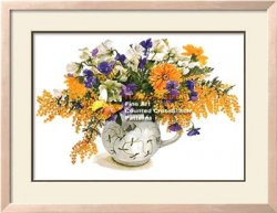 I love cross stitch Bouquet 02 0007