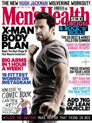 Men's Health �6 (June 2014 / UK)