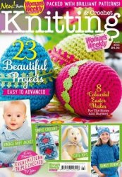 Knitting & Crochet � April 2014