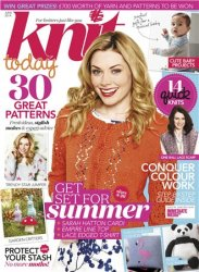Knit Today Issue 99 - June 2014