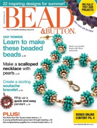 Bead & Button � 121 (June 2014 / USA)