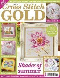 Cross Stitch Gold №111 2014