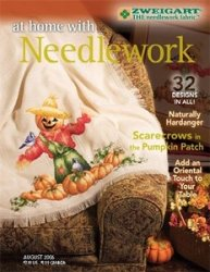 At Home with Needlework ISSUE 2