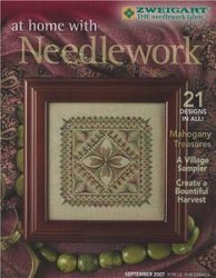 At Home with Needlework ISSUE 6