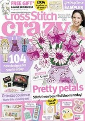 Cross Stitch Crazy №188 2014