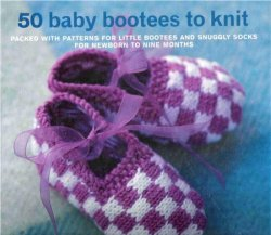 50 Baby Booties to Knit