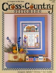 Cross Country Stitching №2 1989