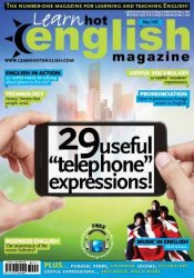 Learn Hot English Magazine  �145