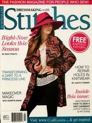 Dressmaking with Stitches Vol.21 No.11