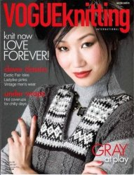 Vogue Knitting International Winter 2009 - 2010