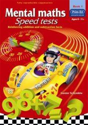 Mental Maths Speed Tests Book 1 (Middle Primary)