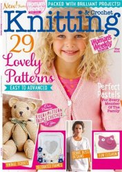Woman's Weekly Knitting & Crochet - May 2014