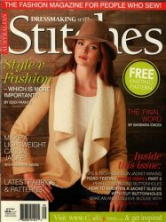 Dressmaking with Stitches Vol.21 No.9