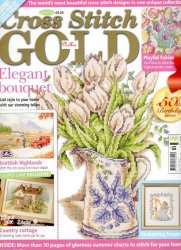 Cross Stitch Gold №50