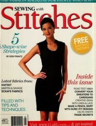 Sewing with Stitches Vol.21 No.8